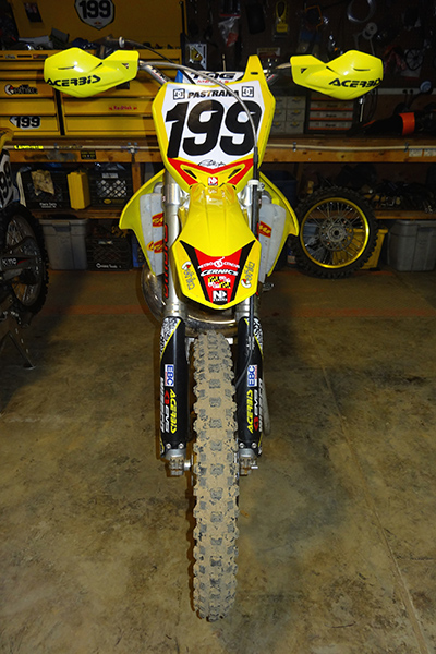 Dirt Bike Races 500cc Pastrana s ride
