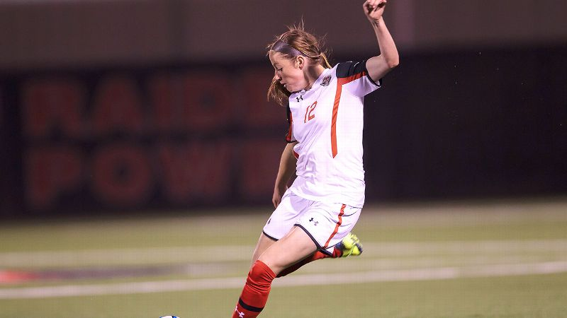 Junior forward Janine Beckie scored game-winning goals at No. 11 California and against Abilene Christian to keep No. 7 Texas Tech unbeaten this season.