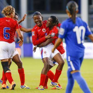 Haiti celebrates