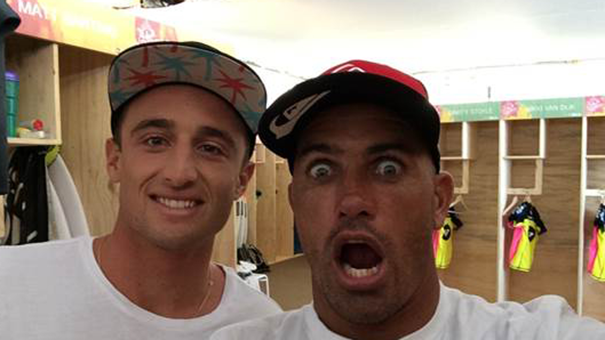 Matt Banting, Kelly Slater