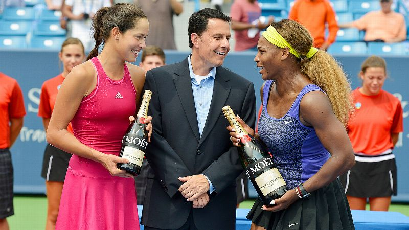 Ana Ivanovic, Serena Williams