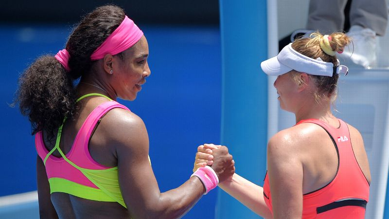 The Funny Thing About All These New Friendships On The WTA Tour