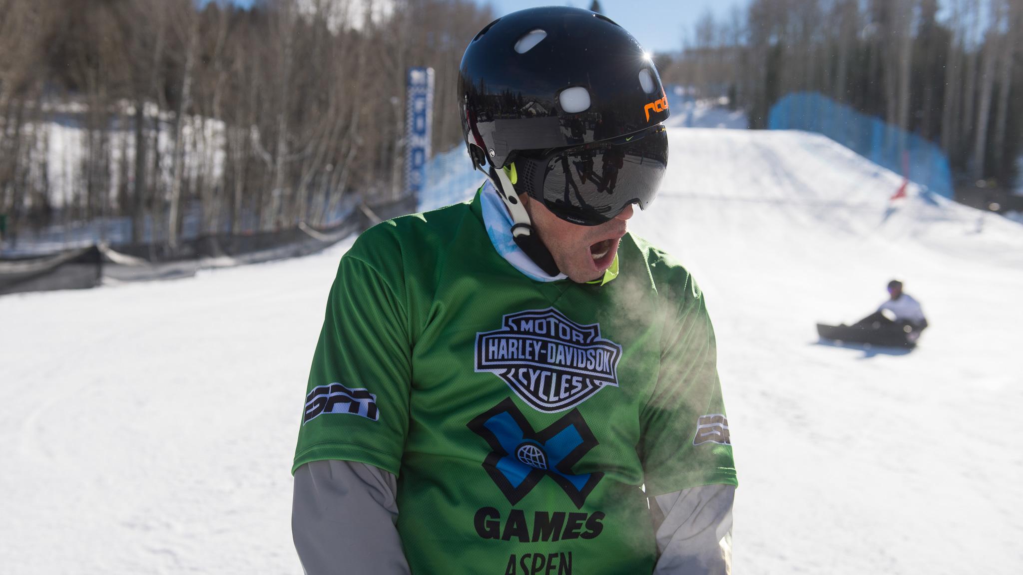 Adaptive Winner: Keith Gabel
