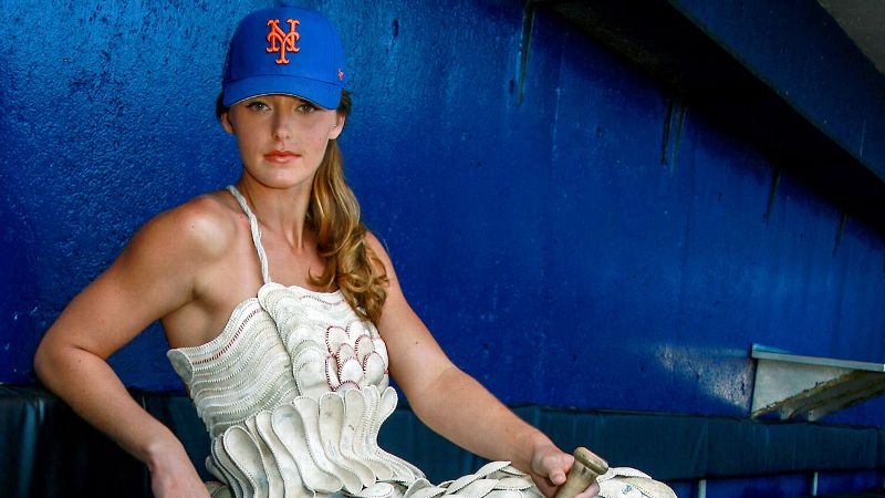 Baseball Dress