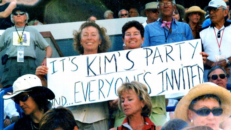 Fan Sign at Indian Wells