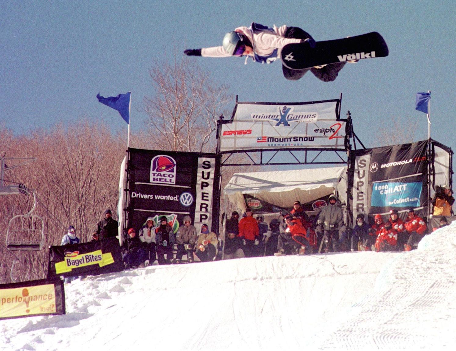 2000: Mount Snow, Vermont