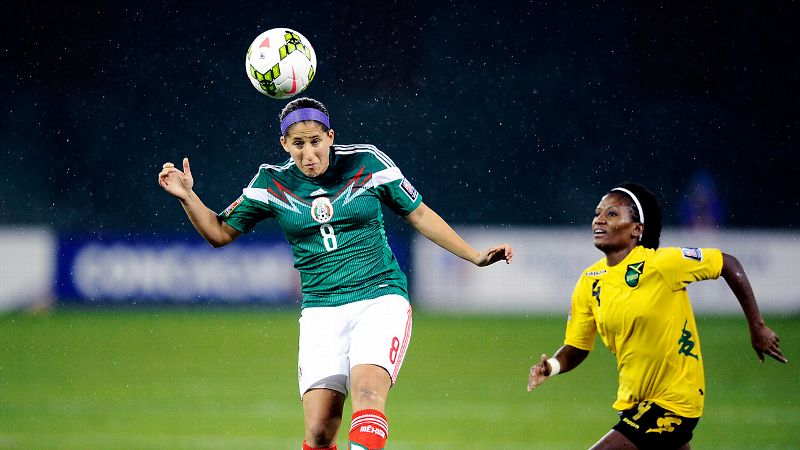 Teresa Noyola, Women's World Cup, Mexico
