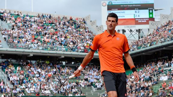 Novak Djokovic, French Open, Roland-Garross