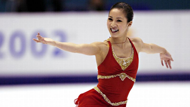 michelle kwan essay Michelle wingshan kwan was born on july 7, 1980 in torrance, california she has worked hard to make history as an american figure skater through her practice and.