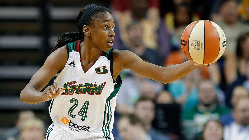 Rookie of the Year: Jewell Loyd, Seattle
