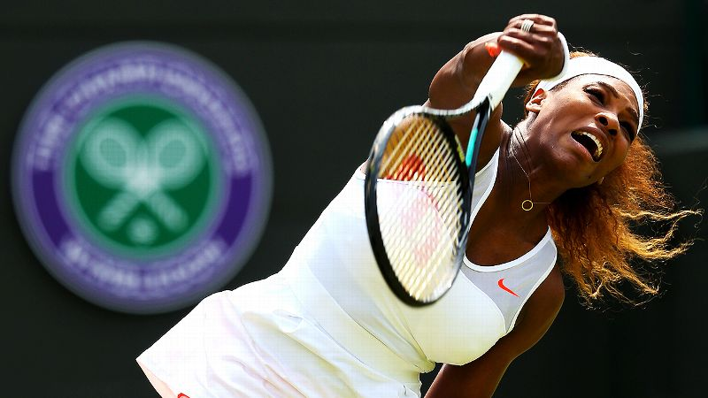 Serena Williams' Wimbledon