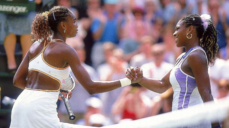 2000 Wimbledon semifinals, Venus wins 6-2, 7-6 (3)