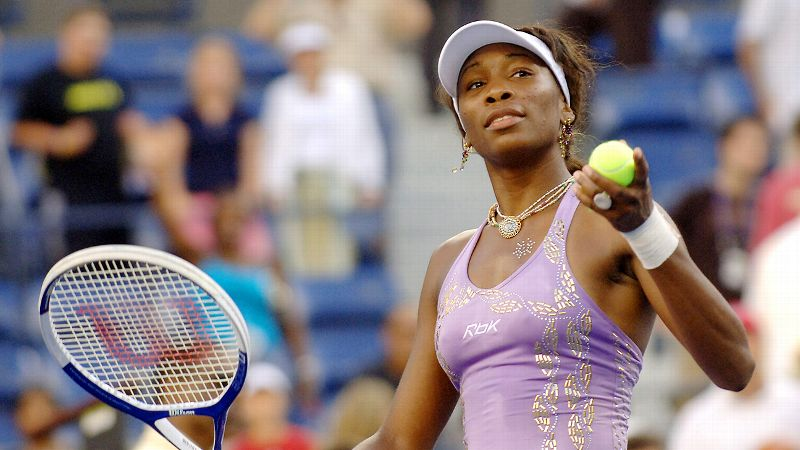 2005 US Open fourth round, Venus wins 7-6 (5), 6-2
