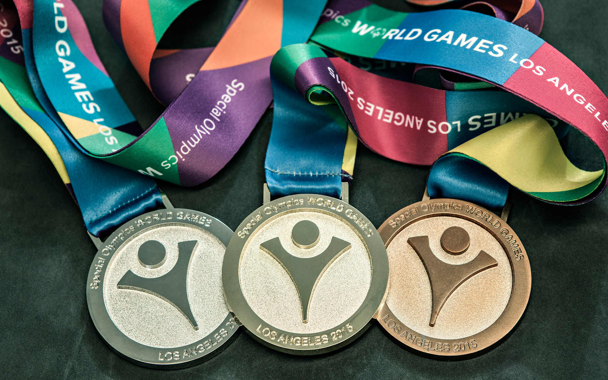 Special Olympics World Games: Making of the medals and torches