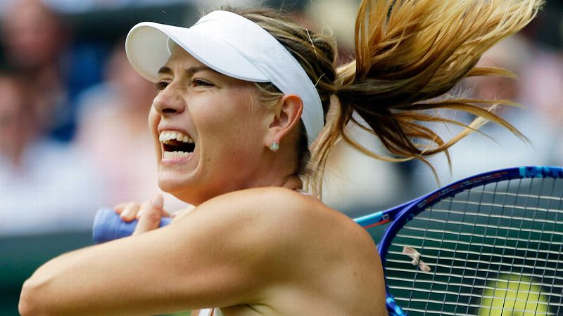 Day 8: Maria Sharapova