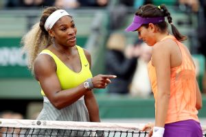 Serena Williams, Garbine Muguruza