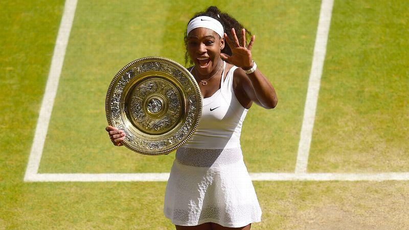 Day 12: Serena Williams