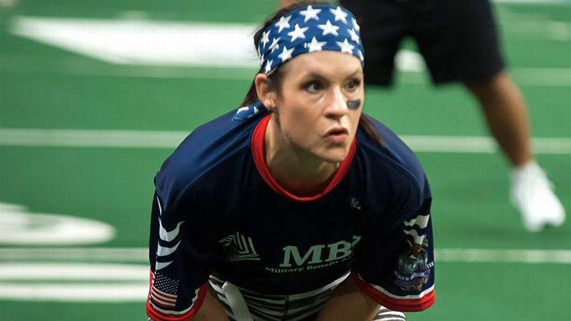 Jen Welter
