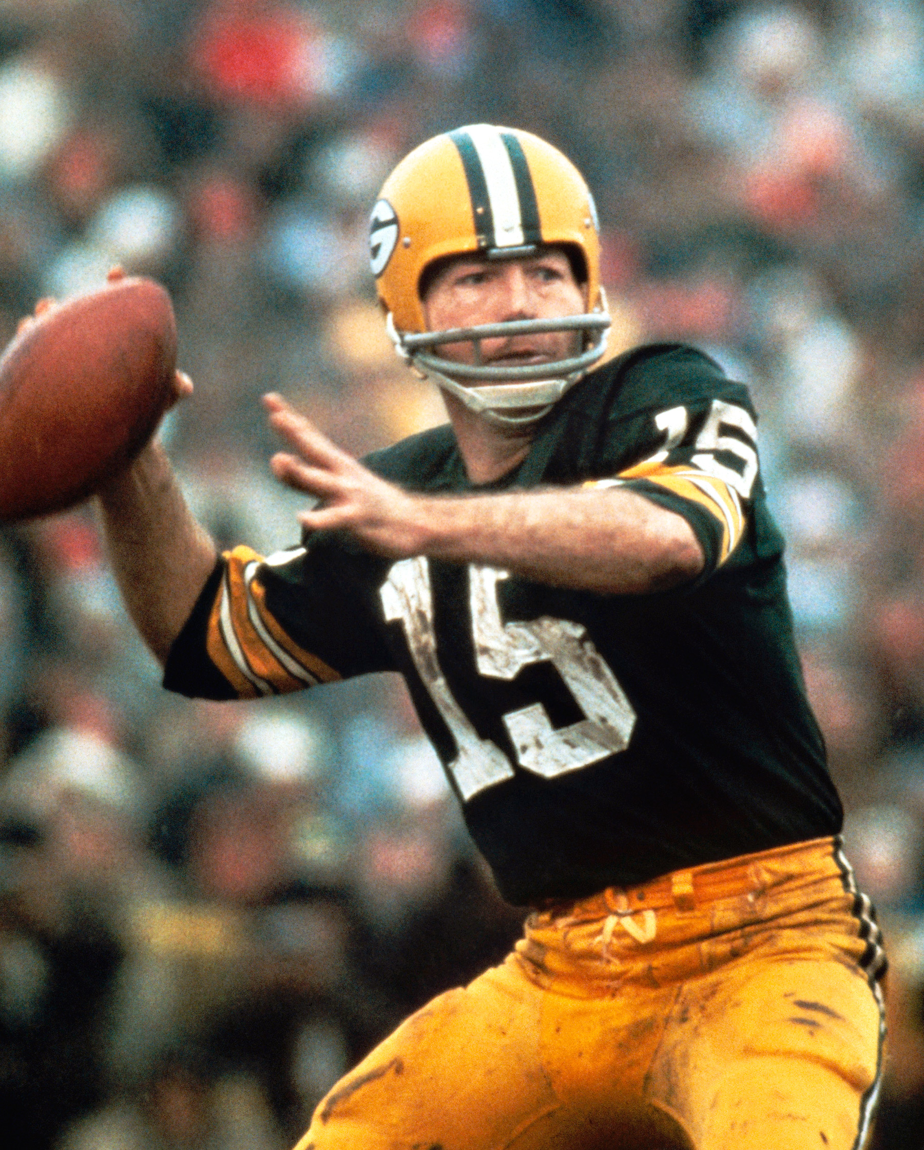 Hall of Fame Quaterback Bart Starr