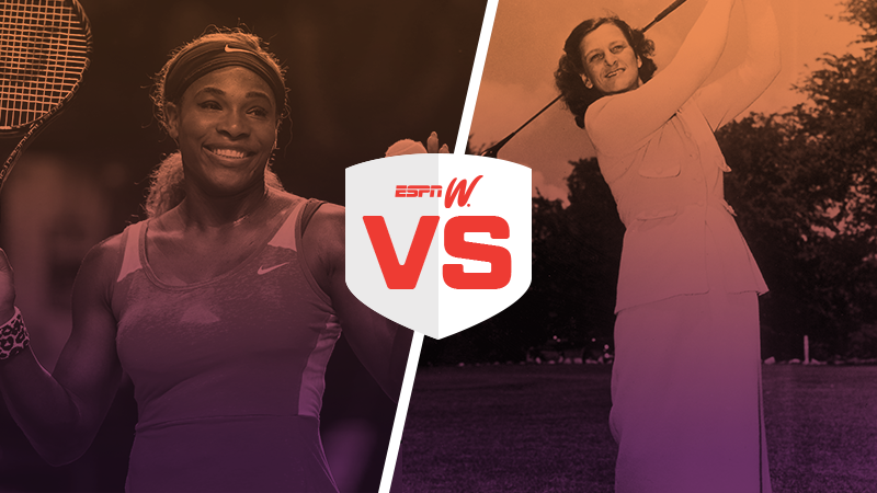 espnW Best Female Athlete Match-Up Round 3