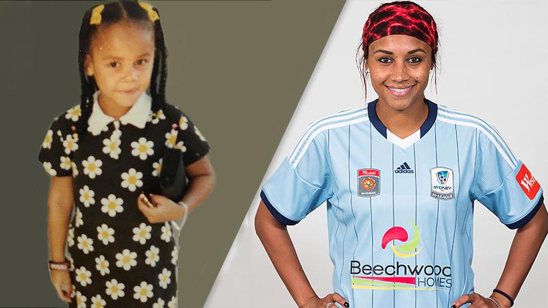 Samantha Johnson, Pro Soccer Player