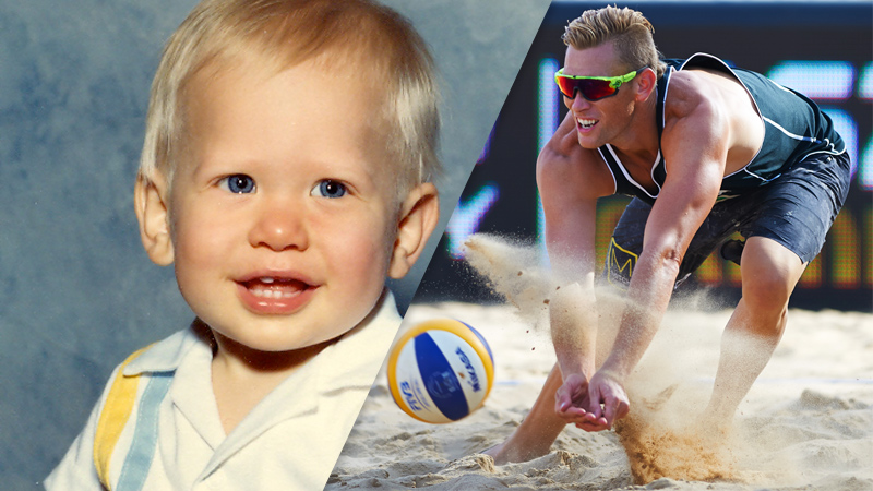 Casey Patterson, AVP Beach Volleyball Player