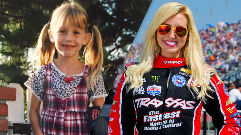 Courtney Force, NHRA Drag Racer