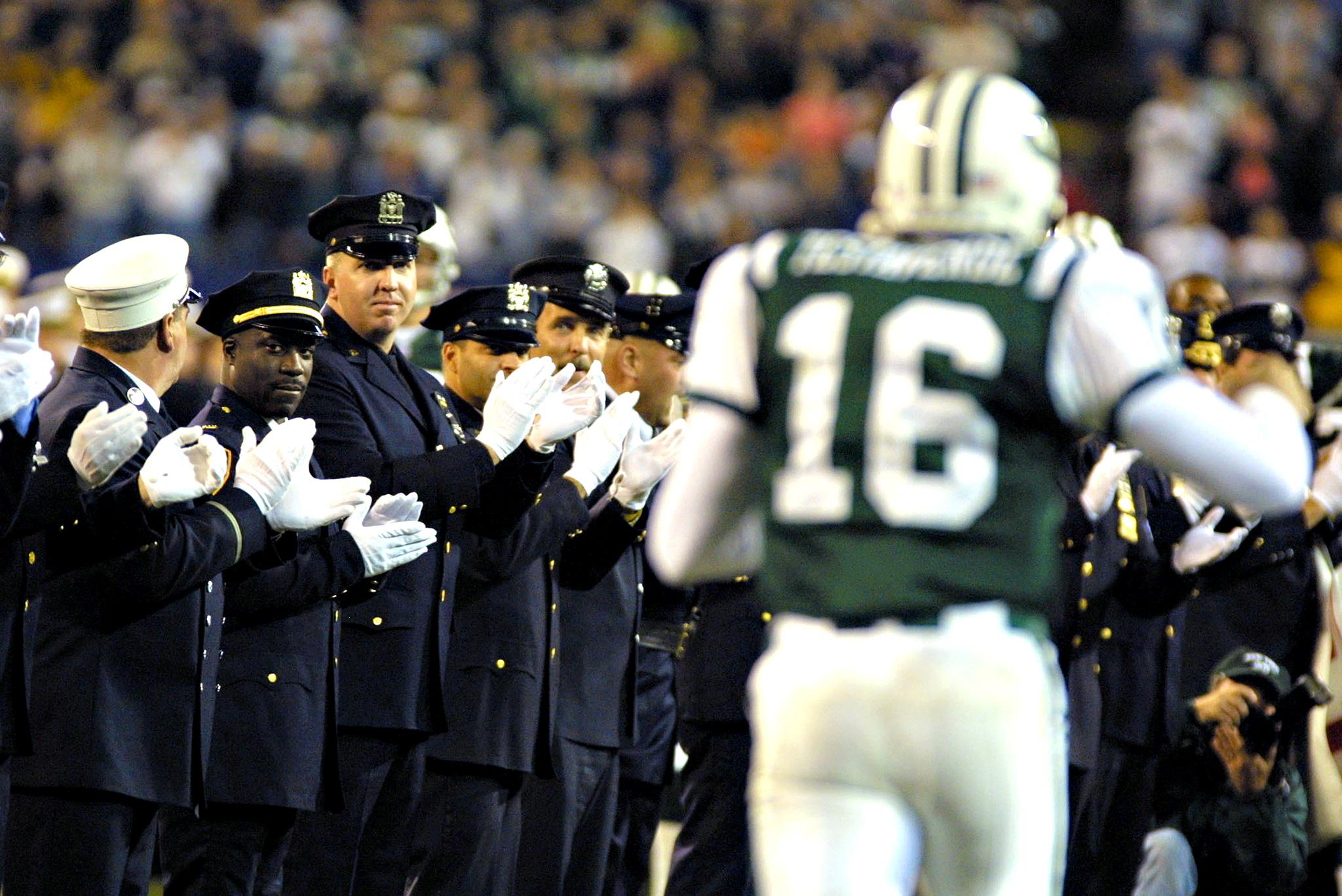 Jets vs. 49ers