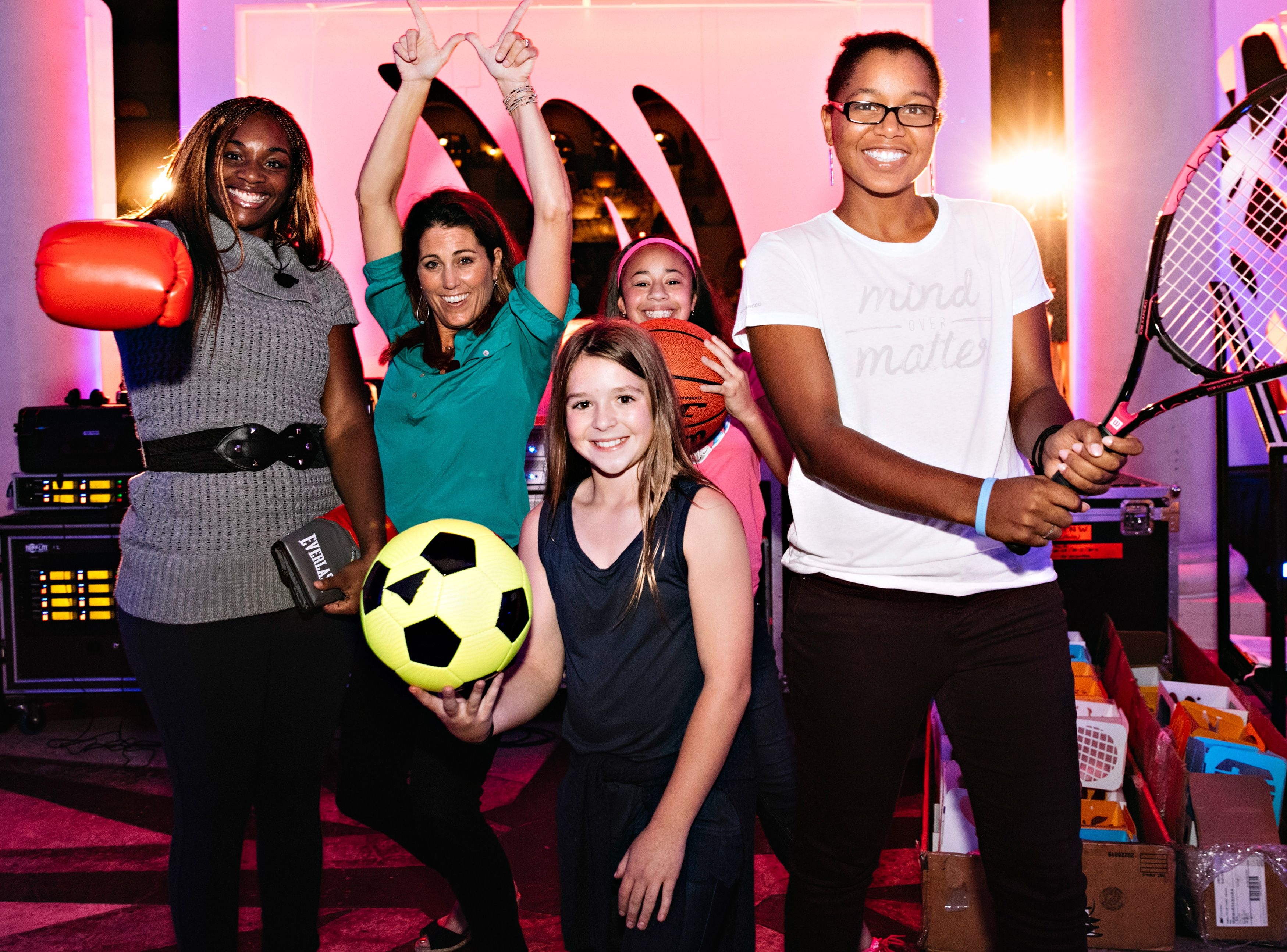 2015 espnW: Women  Sports Summit: Voices of the Future