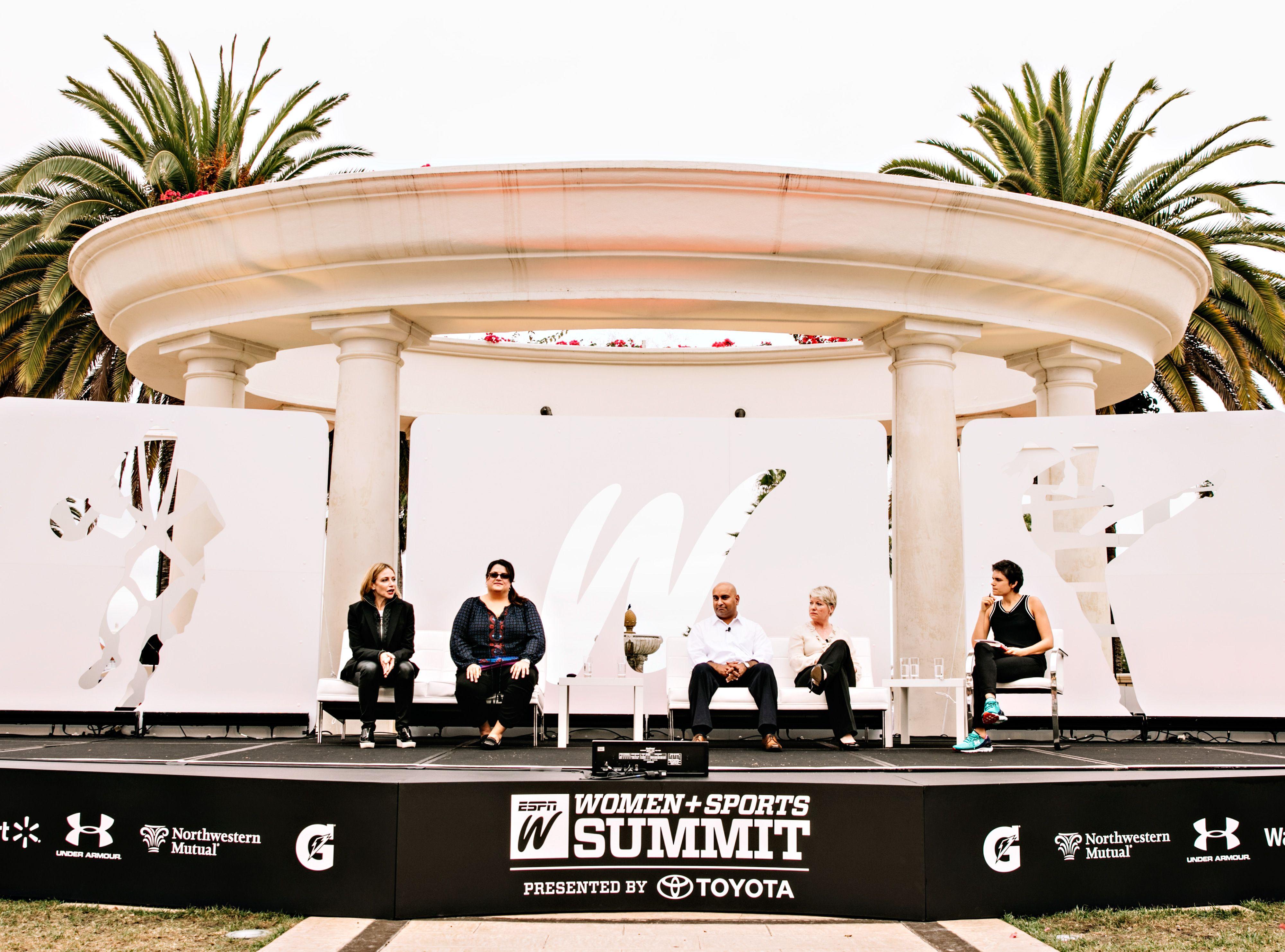 espnW: Women  Sports Summit: Business of Empowerment
