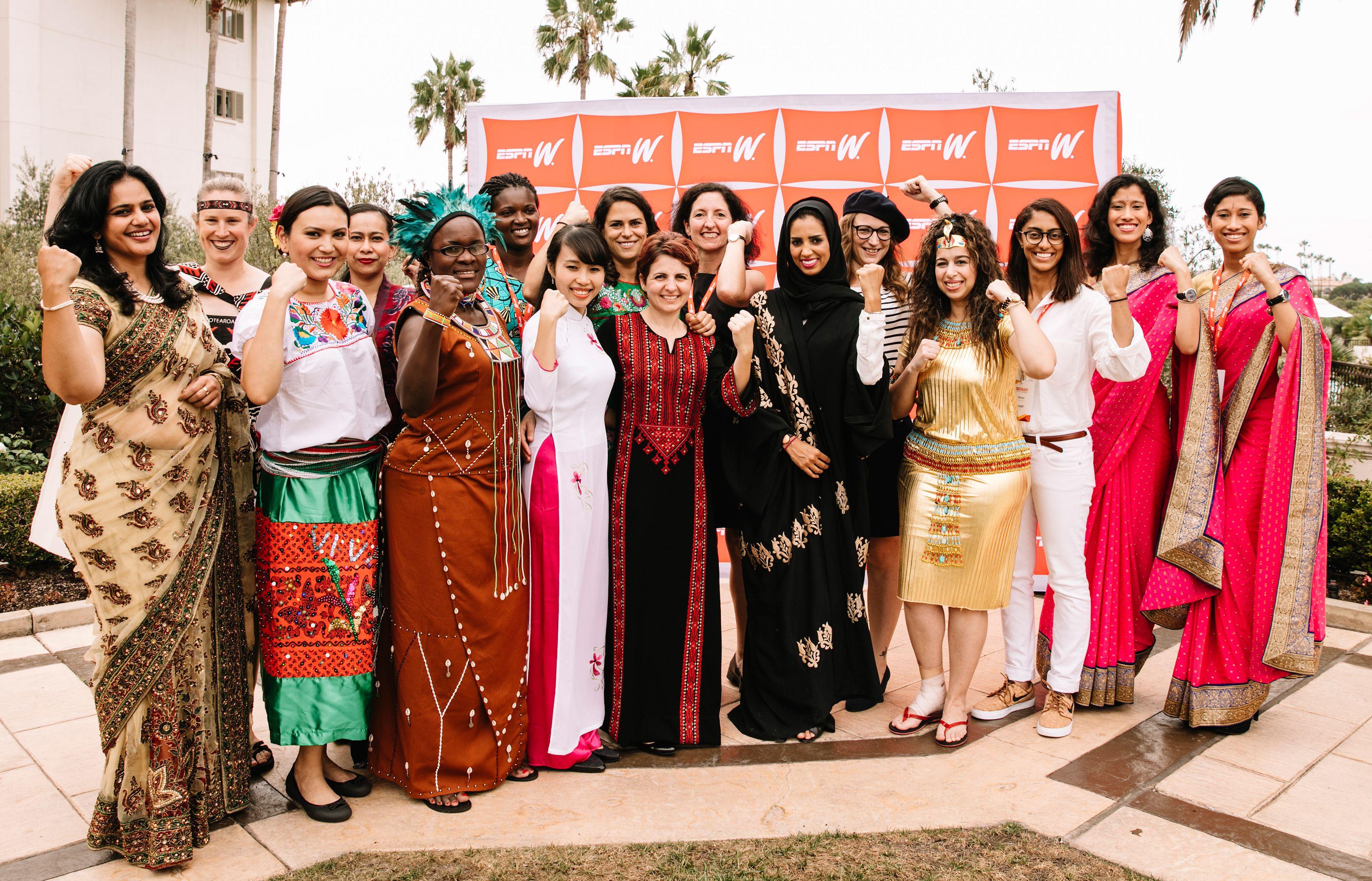 espnW: Women  Sports Summit: Global Sports Mentorship Program