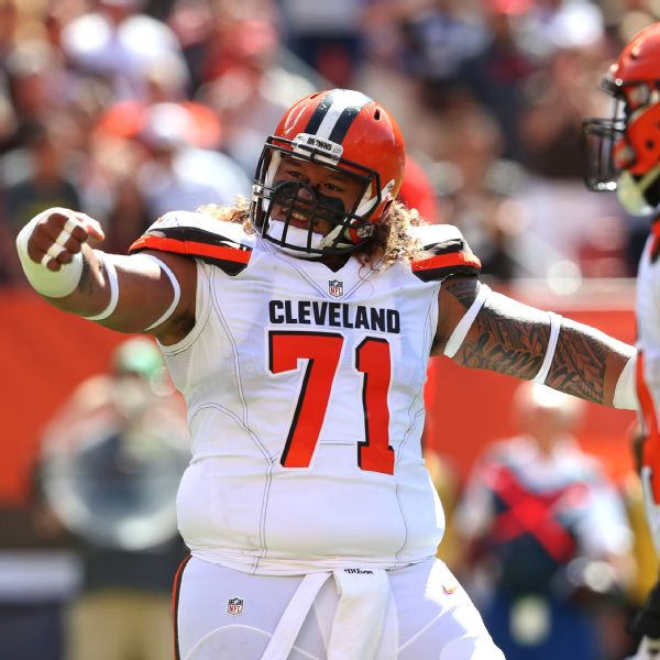 daa8d5c3c Cleveland Browns to trade Danny Shelton to New England Patriots