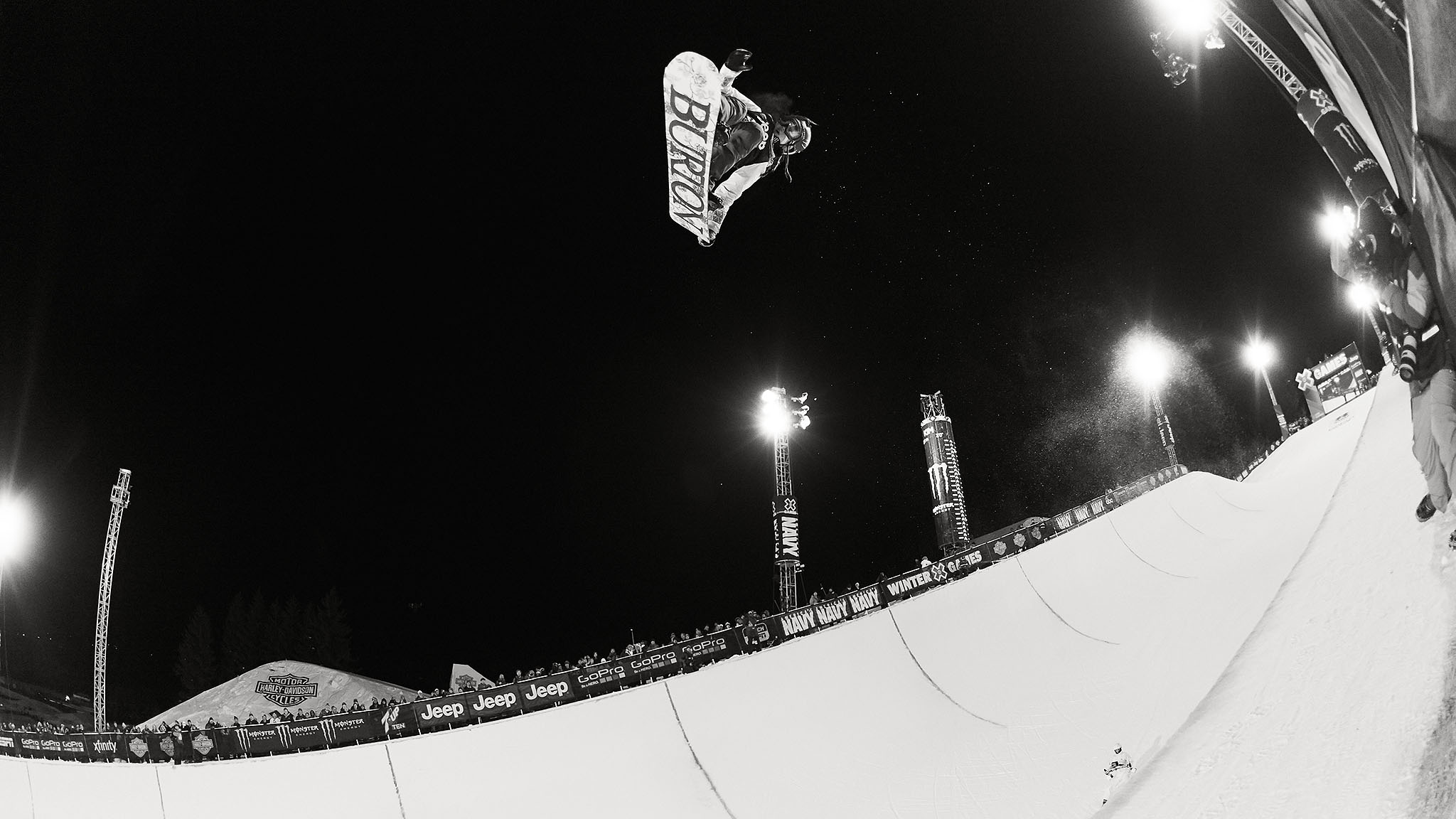 The Real Cost Women's Snowboard SuperPipe