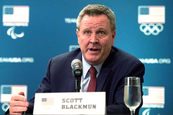 Scott Blackmun
