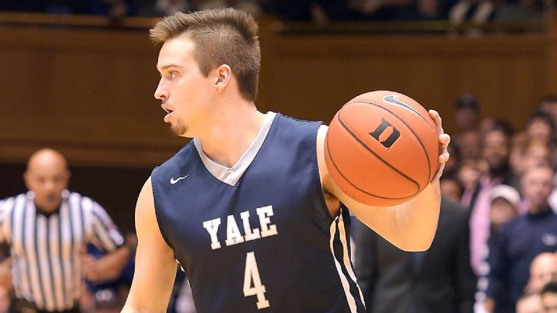 Former Yale men's basketball captain Jack Montague was expelled from the Ivy League school after a school-led investigation into a sexual-misconduct allegation.