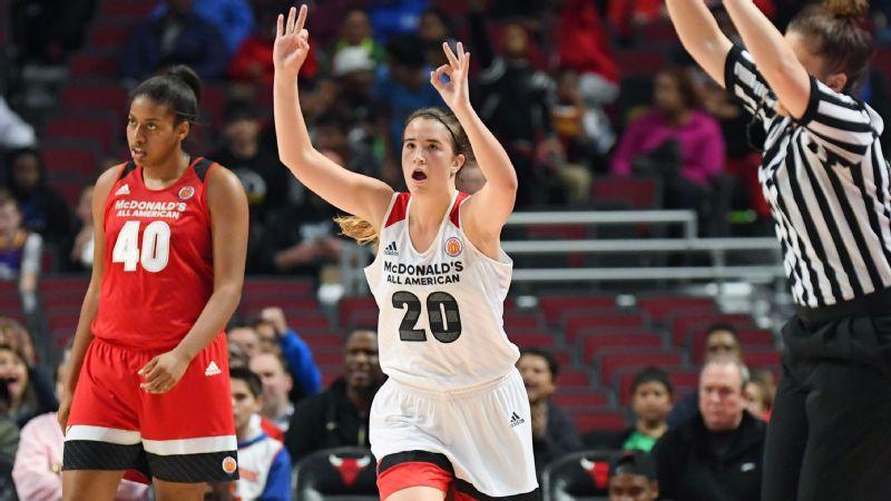 Sabrina Ionescu soars and scores