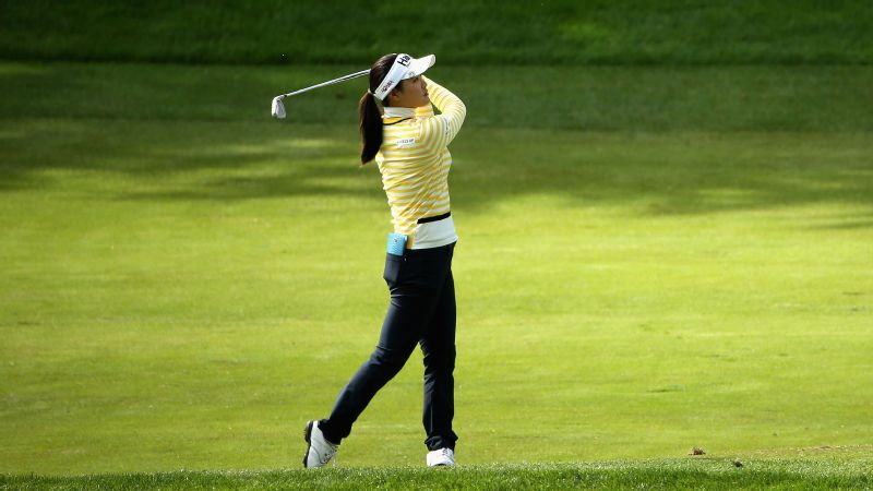 So Yeon Ryu had seven birdies in an eight-hole stretch on the back nine and added two more on the front nine at Lake Merced.