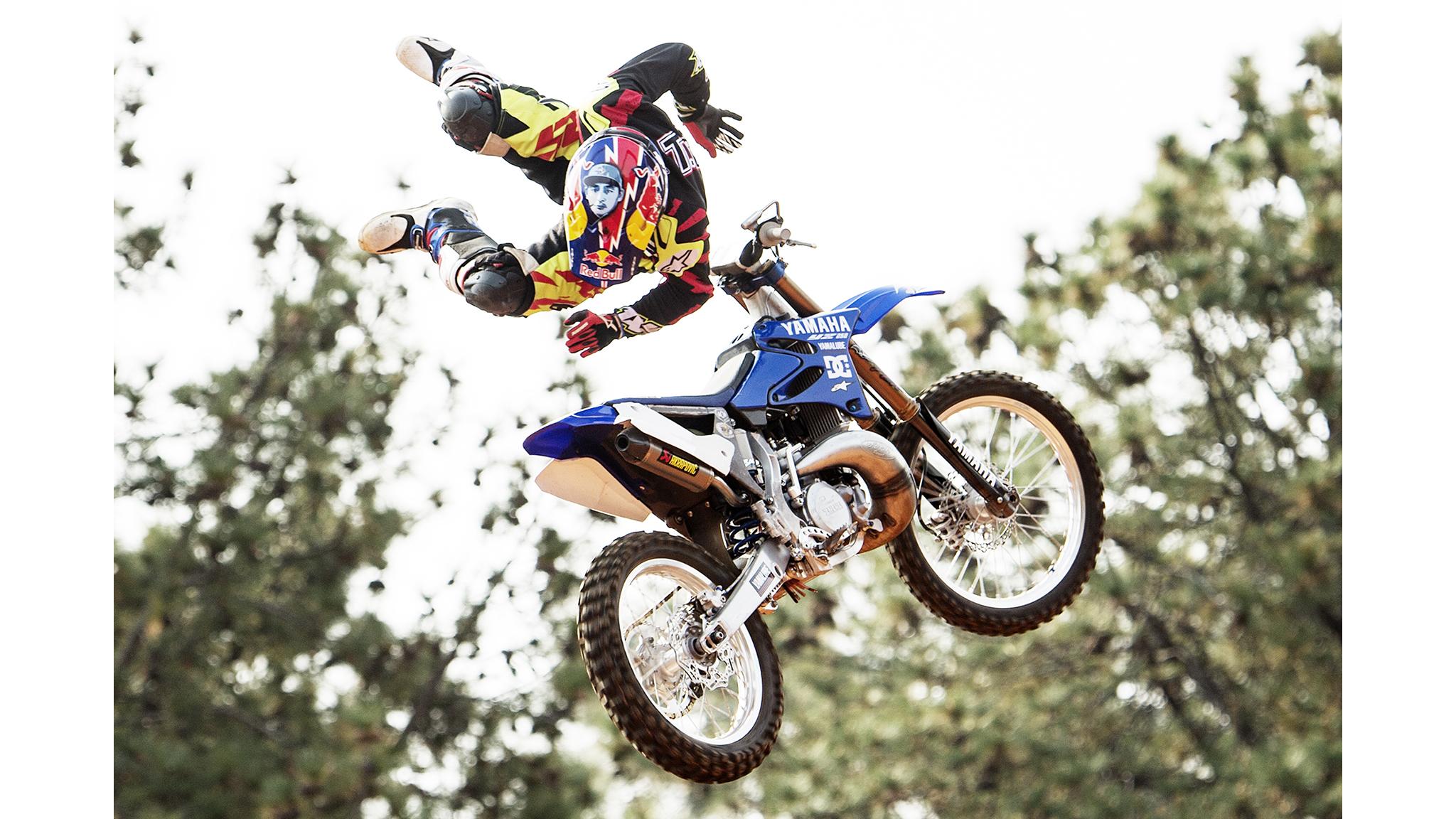 X games motocross freestyle