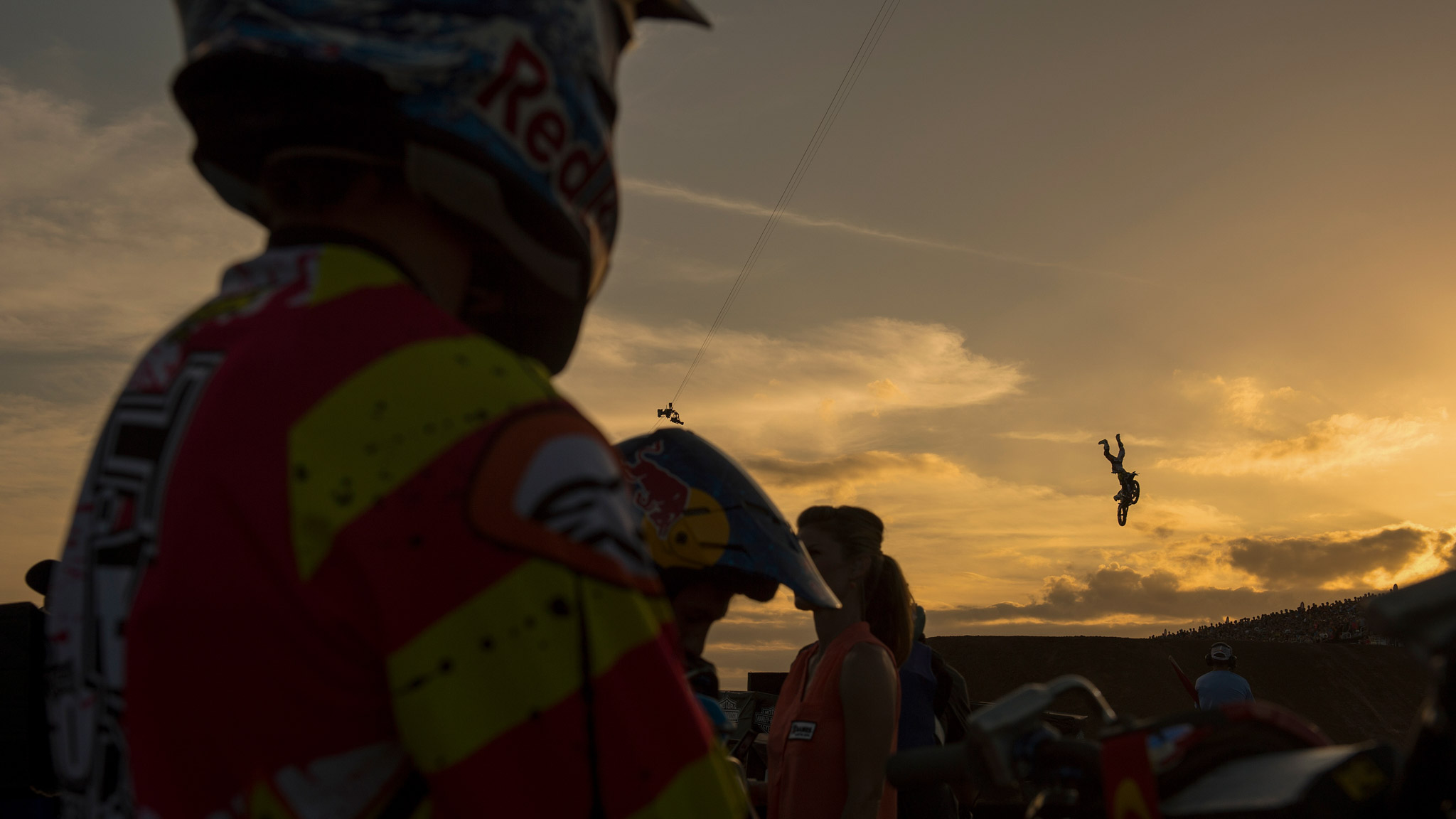 Moto X Freestyle, Friday at 6 p.m.