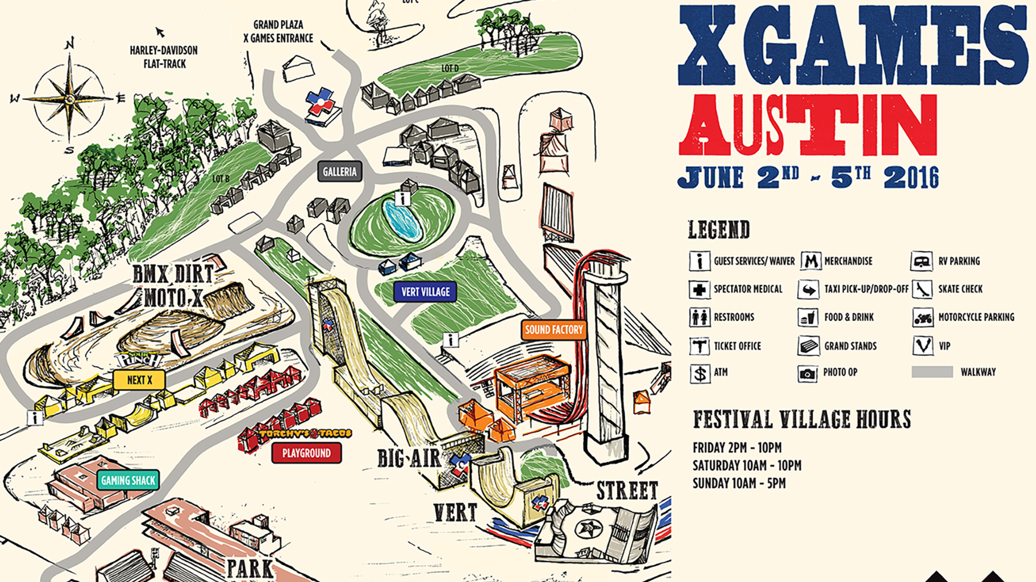 X Games Austin 2016 dates announced