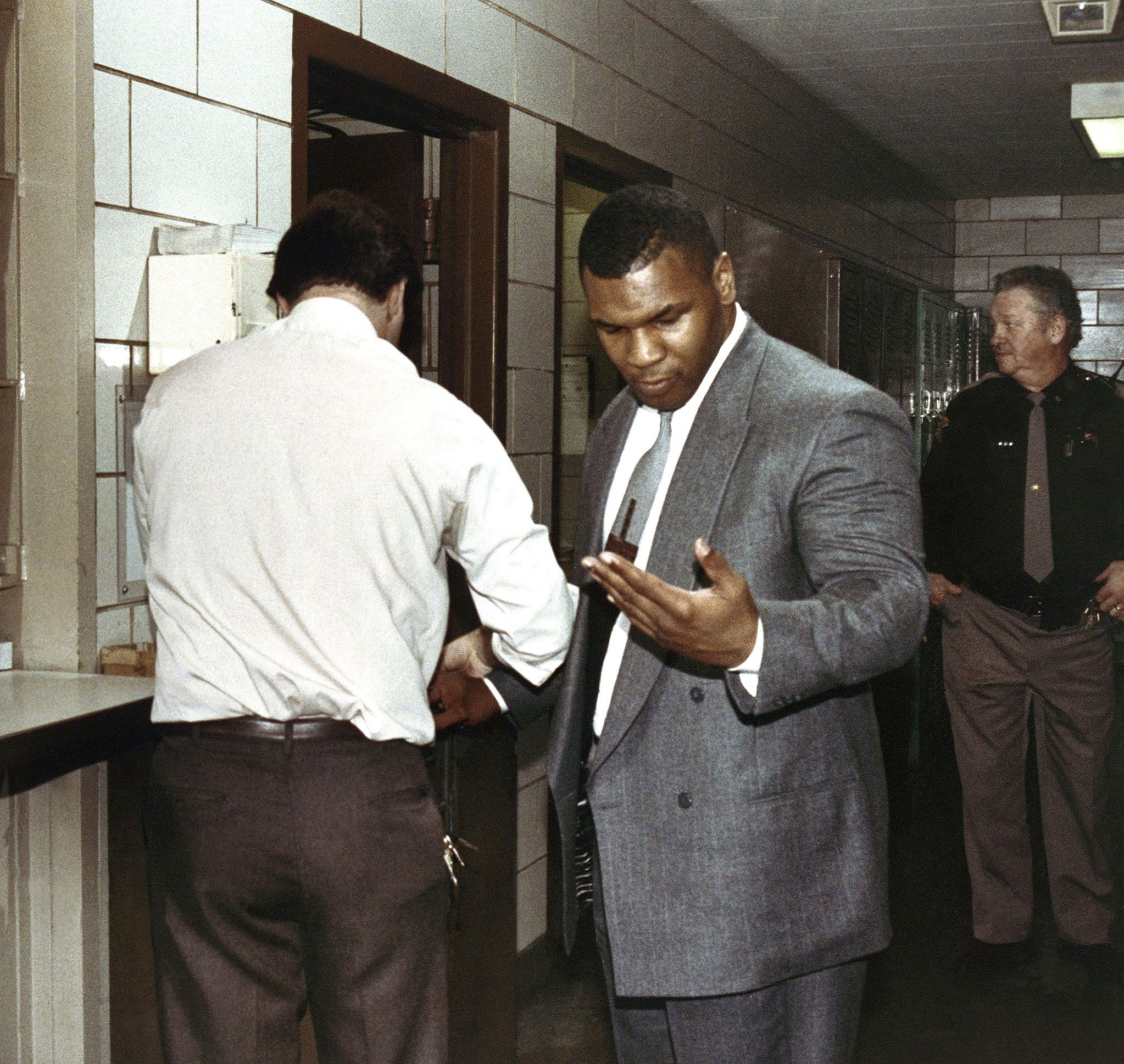 Tyson sentenced