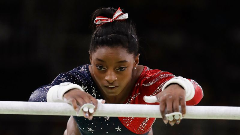 Simone Biles, U.S. gymnastics