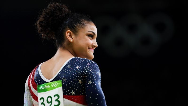 Laurie Hernandez announced Aug. 3 that she would forgo her NCAA eligibility to turn professional.
