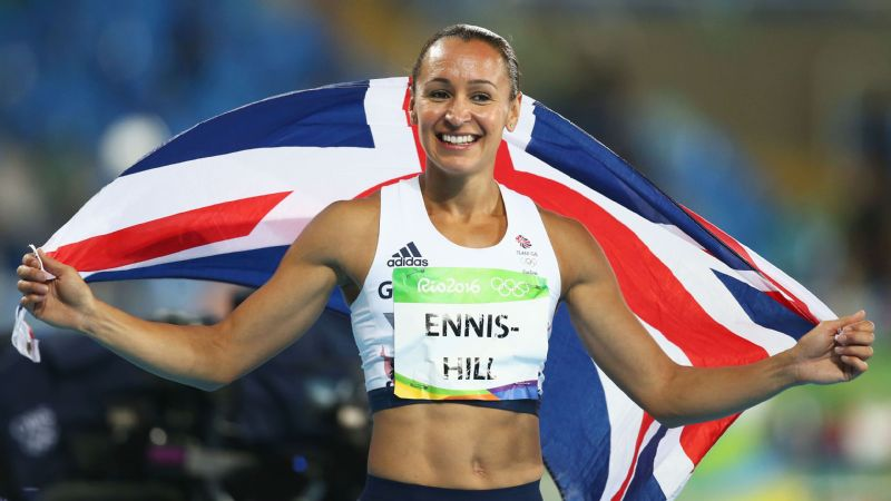 Ennis-Hill claimed heptathlon silver in her final appearance at an Olympics, in Rio.