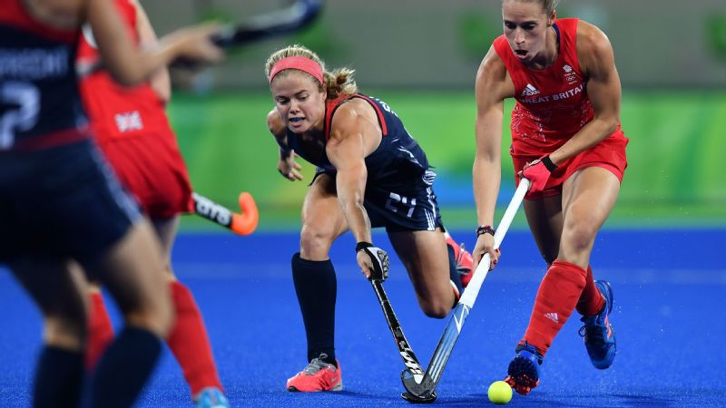 U.S. field hockey