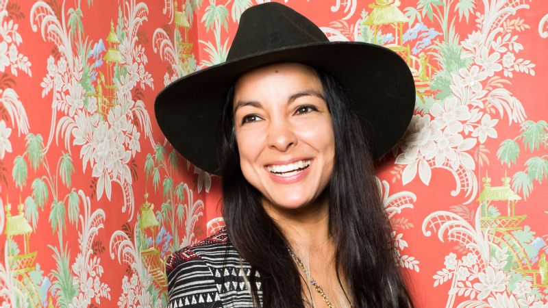 THINX co-founder Miki Agrawal.