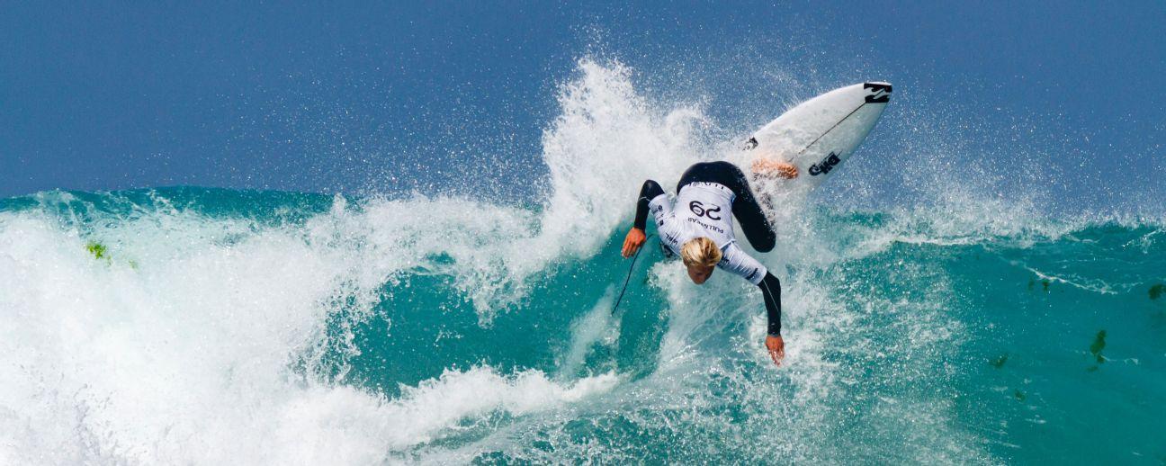 Ethan Ewing surfer