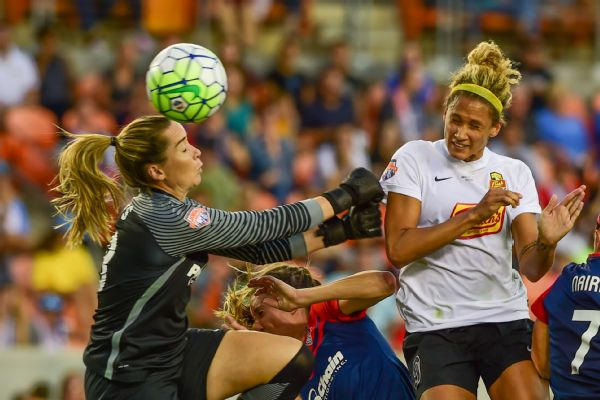 WNY Flash forward Lynn Williams