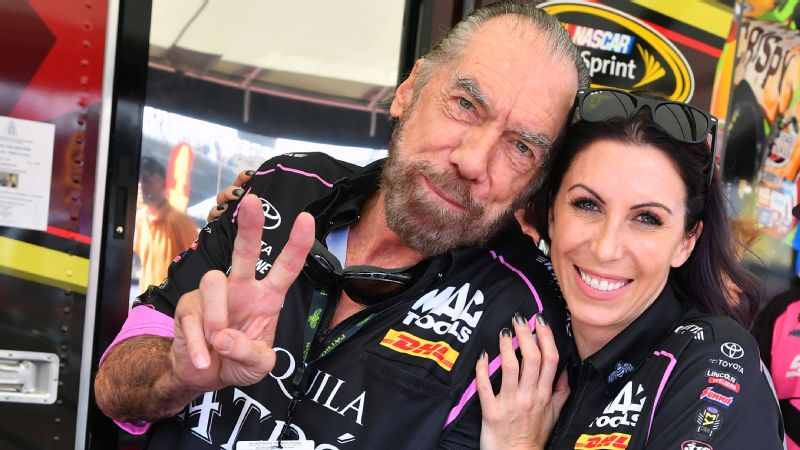 John Paul and Alexis DeJoria