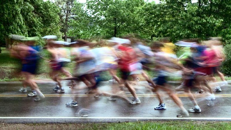 Runner Jen A. Miller disputes the idea that slower marathoners' times don't matter.